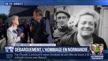 Cette Normande avait 18 ans lors du Débarquement, elle raconte l'arrivée des soldats alliés à Sainte-Mère-Église