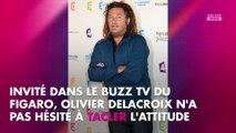 Christine Angot et Charles Consigny : Olivier Delacroix tacle leur attitude dans ONPC