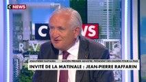 L'interview de Jean-Pierre Raffarin