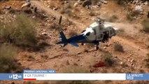Un sauvatega en Arizona aurait pu tourner au drame ! Les images sont impressionnantes - Regardez