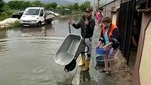 Románia: több száz házat öntött el a víz