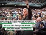 Il y a 18 ans - Le jour où Bill Clinton a fait perdre André Agassi !