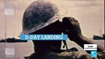 D-Day landing: France's Kieffer Commando