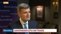 Santander CFO Discusses Trade, Banking Consolidation, Latin America