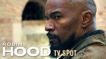 Robin Hood (2018) TV Spot The Plan  Taron Egerton, Jamie Foxx, Jamie Dornan - Ben Mendelsohn