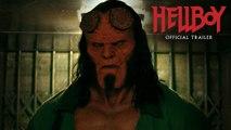 Hellboy (2019 Movie) Official Trailer Smash Things  David Harbour, Milla Jovovich, Ian McShane