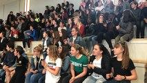 Ambiance Coupe du Monde de foot au collège La Tourelle !