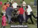 Hooligan fight fighting casuals icf Millwall England