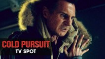 Cold Pursuit (2019 Movie) Official TV Spot Reaper  Liam Neeson, Laura Dern, Emmy Rossum