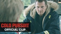 Cold Pursuit (2019 Movie) Official Clip Things We Do  Liam Neeson, Laura Dern, Emmy Rossum