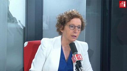 Muriel Pénicaud - RFI jeudi 6 juin 2019