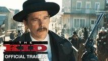 The Kid (2019 Movie) Official Trailer  Ethan Hawke, Dane DeHaan, Jake Schur