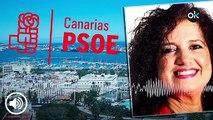 """La concejal del PSOE canaria a sus alumnos de la ESO: """"La asfixia de la población de Venezuela no es culpa de Maduro sino de EEUU"""""""