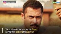 Bharat box-office collection: Salman Khan-starrer sets new Eid record