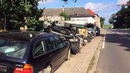 Orp-Jauche: une maison ou une... décharge?