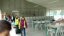 Péronnes :nouvelles infrastructures au centre Adeps