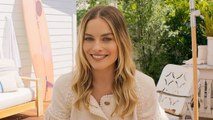 Margot Robbie on Australia, Her Acting Process, and Playing Sharon Tate