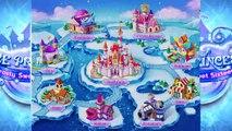 Fun Girl Care Games - Ice Princess Makeover Makeup Spa & Pet Dress Up Fun Kids Games For Girls