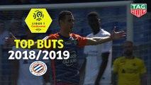Top 3 buts Montpellier Hérault SC   saison 2018-19   Ligue 1 Conforama