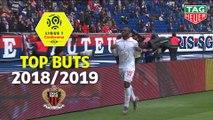 Top 3 buts OGC Nice  saison 2018-19   Ligue 1 Conforama