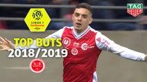 Top 3 buts Stade de Reims | saison 2018-19 | Ligue 1 Conforama