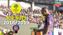 Top 3 buts Toulouse FC | saison 2018-19 | Ligue 1 Conforama