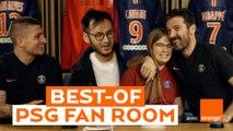 Best of quiz PSG Fan Room