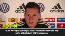 (Subtitled) Draxer says Germany side are motivated to do well ahead of 2020 Euros