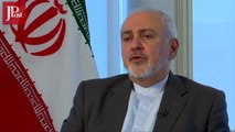 Iran's Zarif believes Trump doesn't want war, yet may be led into conflict, April 25, 2019 (Reuters)