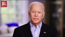 Former U.S. Vice President Biden enters 2020 presidential race, April 25, 2019 (Reuters)