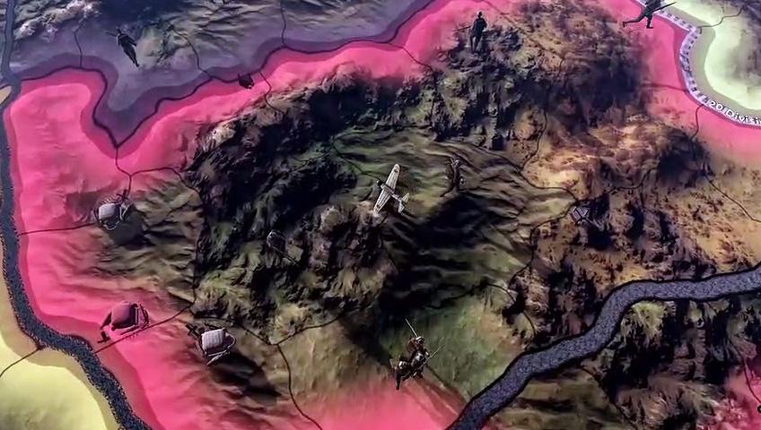 Hearts of Iron IV - Three Year Anniversary Trailer