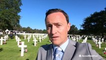 AccuWeather's Jonathan Petramala reports from Normandy on the 75th anniversary of D-Day