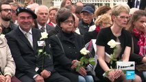 France remembers Resistance fighters killed on D-Day