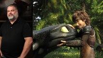 Dans les  coulisses de Dragons 3 - Le monde caché : Interview de Dean Deblois
