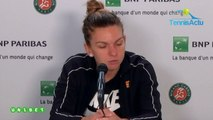 """Roland-Garros 2019 - Simona Halep the title holder eliminated : """"I am not very disappointed"""""""