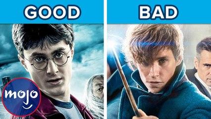 Top 10 Reasons Fantastic Beasts is Ruining Harry Potter