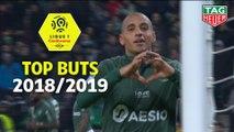 Top 5 buts des joueurs de la CAN | saison 2018-19 | Ligue 1 Conforama
