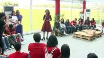 Ana Botín pide al Gobierno una reforma educativa prioritaria durante la junta de Universia