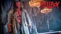 Hellboy (2019 Movie) New Trailer Tonight  David Harbour, Milla Jovovich