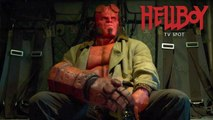 Hellboy (2019 Movie) Official TV Spot Never Fear  David Harbour, Milla Jovovich, Ian McShane