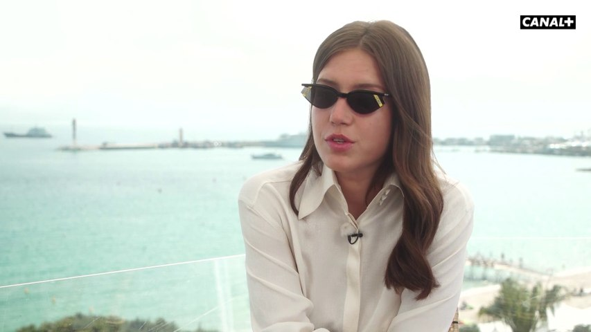 Souvenirs de Cannes d'Adèle Exarchopoulos - Cannes 2019
