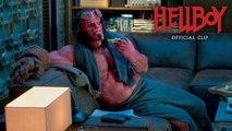 Hellboy (2019 Movie) Official Clip Osiris Club  David Harbour, Ian McShane
