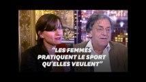 La ministre des Sports répond à Alain Finkielkraut sur le football féminin