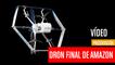 [CH] Este es el dron final que usará Amazon Prime Air