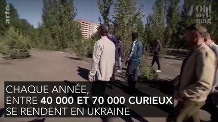 De plus en plus de touristes veulent visiter Tchernobyl