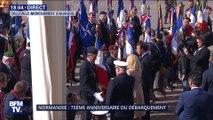 Normandie: 75ème anniversaire du Débarquement (3/4)