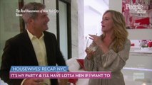 RHONY's Ramona Singer Brings Ex-Husband Mario and a New Date to the Same Party: 'I'm Allowed!'