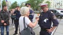 Demo gegen Polizeigewalt in Wien