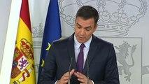 Sánchez acepta el encargo del Rey de formar Gobierno sin tener aún un solo apoyo a su investidura