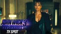 John Wick: Chapter 3 - Parabellum (2019 Movie) Official TV Spot Action Keanu Reeves, Halle Berry
